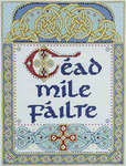 Click for more details of 100 Thousand Welcomes (cross stitch) by Design Works