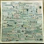 cross stitch needlecraft and embroidery patterns by