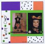 Click for more details of 12&quot; x 12&quot; Halloween Page Kit (paper craft kits and album kits) by Doodlebug Design Inc