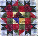 Click for more details of 30 Quilt Squares (cross-stitch) by Jeremiah Junction
