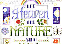Click for more details of 555 Fabulous Cross Stitch Patterns (hardback) by Donna Kooler