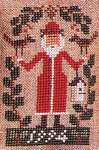 Click for more details of A Christmas Visit (cross stitch) by The Prairie Schooler