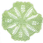 Click for more details of A Dozen 12- Hour Doilies (crochet pattern) by Annie's Attic