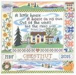 Click for more details of A Little House (cross-stitch) by Imaginating