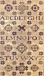 Click for more details of A Quaker Study (cross-stitch pattern) by Carriage House Samplings