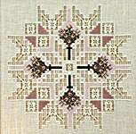 Click for more details of A Quilter's Garden (hardanger pattern) by Cross 'N Patch