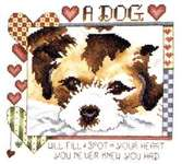 Click for more details of A Stitcher's Best Friend (cross-stitch pattern) by Stoney Creek