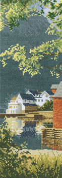 Click for more details of A Taste of Norway (cross-stitch kit) by John Clayton