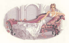 Click for more details of Abbi (cross-stitch kit) by John Clayton