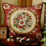Click for more details of Abusson Flowers (tapestry) by Glorafilia