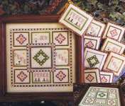 Click for more details of Advent Box (cross-stitch pattern) by Rosewood Manor
