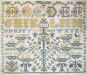 Click for more details of Ancestral Tree (cross stitch) by Tempting Tangles Designs
