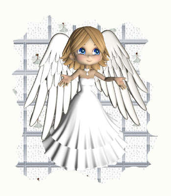 Click for more details of Angel4 (digital downloads) by DawnsDesigns