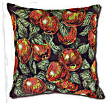 Click for more details of Apples Cushion Front (tapestry) by Permin of Copenhagen