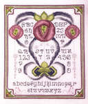 Click for more details of Art Nouveau Rose (cross stitch) by Rosewood Manor