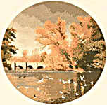 Click for more details of Autumn Reflections (cross-stitch pattern) by John Clayton