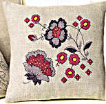 Click for more details of Autumn Romance (cross-stitch pattern) by Rico Design