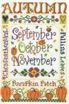 Click for more details of Autumn Season (cross stitch) by Imaginating