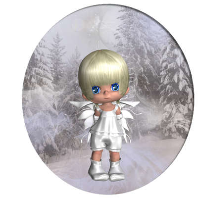 Click for more details of Baby Angel 2 (digital downloads pattern) by DawnsDesigns
