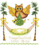 Click for more details of Baby Owl Birth (cross-stitch pattern) by Imaginating