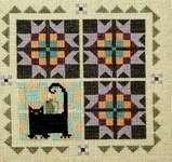 Click for more details of Barn Quilts (cross stitch) by The Cross-Eyed Cricket