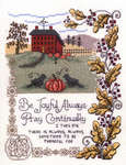 Click for more details of Be Joyful Always (cross-stitch pattern) by Imaginating