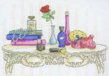 Click for more details of Beauty (cross-stitch) by DMC Creative