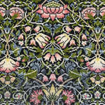 Click for more details of Bellflowers by William Morris (cross stitch) by Bothy Threads