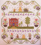 Click for more details of Berkshire Bee Hives (cross-stitch pattern) by Rosewood Manor