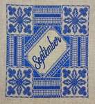 Click for more details of Birthstone Series - Sapphire (cross stitch) by Northern Expressions Needlework
