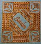 Click for more details of Birthstone Series - Topaz (cross stitch) by Northern Expressions Needlework