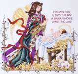 Click for more details of Blessed Day (cross-stitch pattern) by Stoney Creek