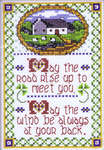 Click for more details of Blessing (cross-stitch kit) by Design Works