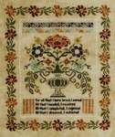 Click for more details of Blooming Bouquets 1 Thankful (cross stitch) by Jeannette Douglas