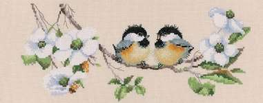 Click for more details of Blossom Buddies (cross stitch) by Valerie Pfeiffer