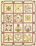 Click for more details of Blossoms in Baltimore (cross-stitch pattern) by Rosewood Manor