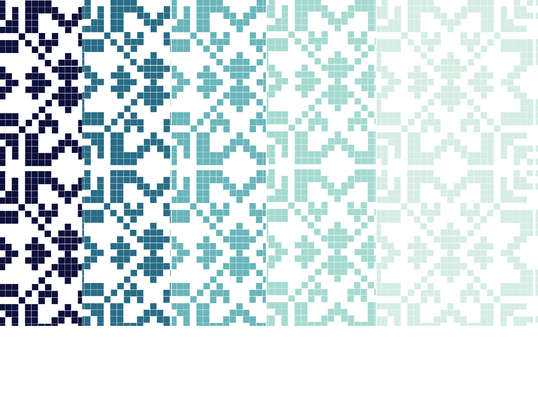 Click for more details of Blue Christmas Sweater Digital Papers (5 A4 size digital downloads) (digital downloads) by Julie Lynes
