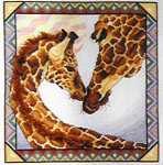 Click for more details of Born in the Wild (cross stitch) by Stoney Creek