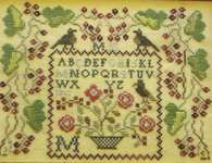 Click for more details of Bountiful Harvest (cross stitch) by Blackbird Designs