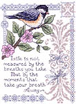 Click for more details of Breathtaker (cross-stitch pattern) by Imaginating