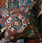 Click for more details of Bukhara (tapestry) by Glorafilia