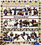 Click for more details of Canada Sampler (cross stitch) by Ginger & Spice