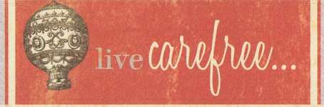 "Click for more details of Carefree Cardstock Stickers - 12"" x 12"" (embellishments) by Authentique"