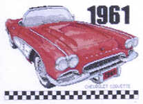 Click for more details of Cars of the '60s (cross-stitch pattern) by Stoney Creek