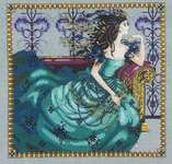 Click for more details of Cassiopeia (cross-stitch pattern) by Mirabilia Designs