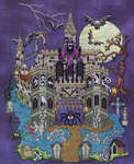 Click for more details of Castle le Creep (cross stitch) by Glendon Place