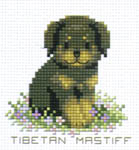 Click for more details of Cat & Dog Lovers (cross stitch) by Pinn Stitch