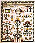 Click for more details of Celle 1808 Sampler (cross-stitch) by Permin of Copenhagen