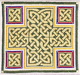Click for more details of Celtic Cross 1 (cross-stitch pattern) by Laura J Perin