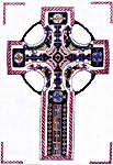 Click for more details of Celtic Cross (cross stitch) by Mike Vickery